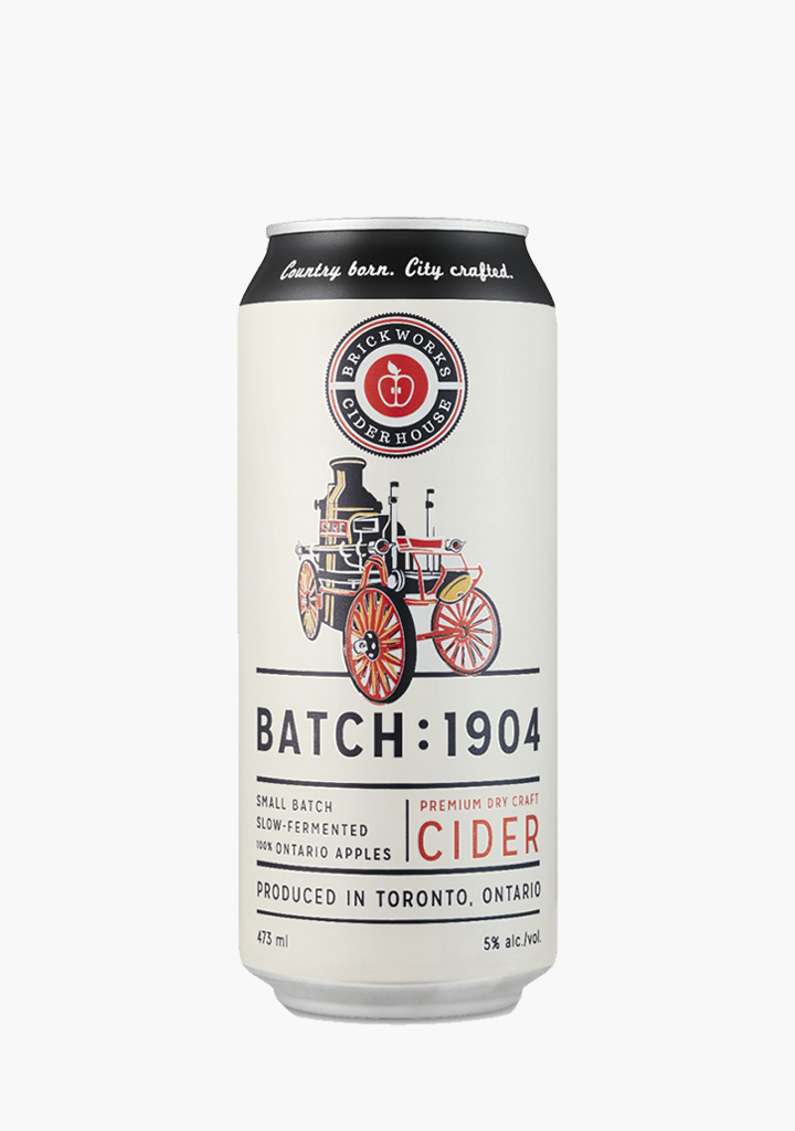 Brickworks Cider Batch: 1904 - 473ml-Cider