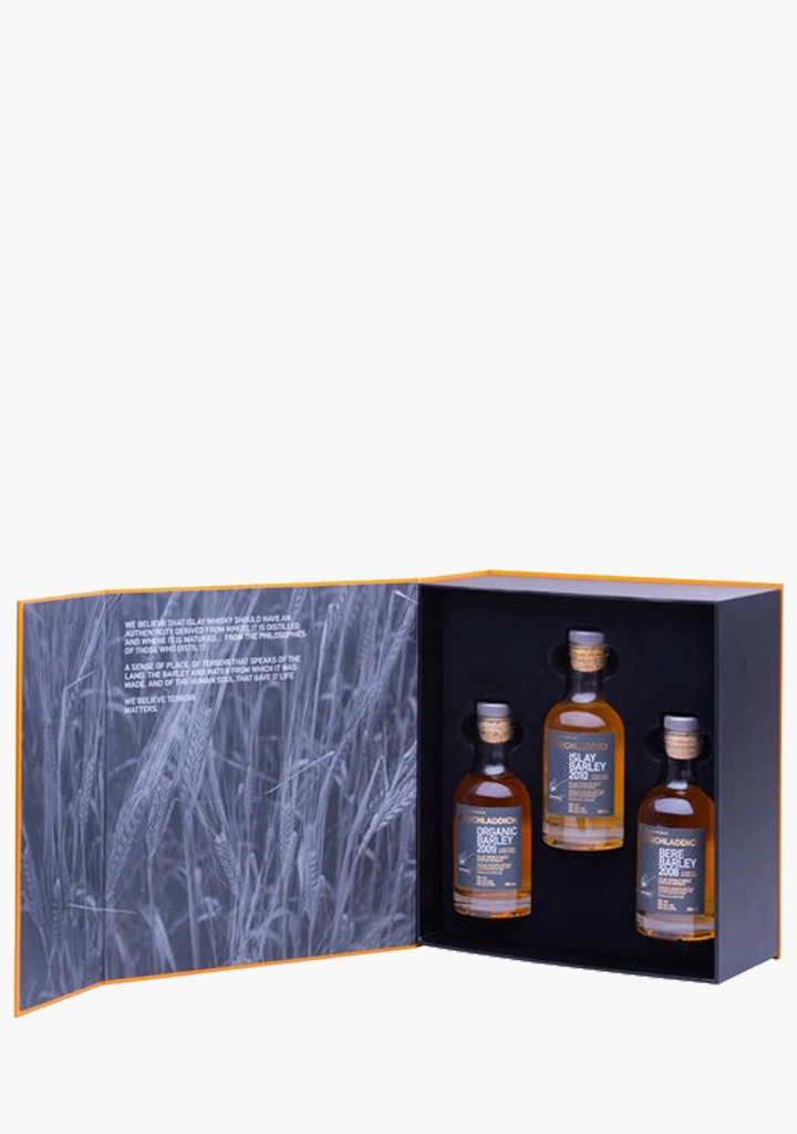 Bruichladdich the Barley Exploration