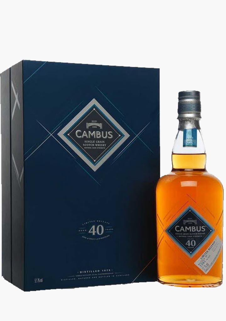 Cambus 40 Year Old