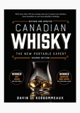 Canadian Whisky Book-Book