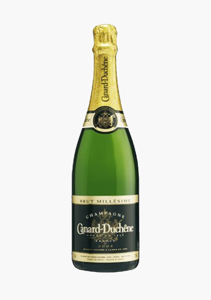 Canard Duchene Authentic Green-Sparkling