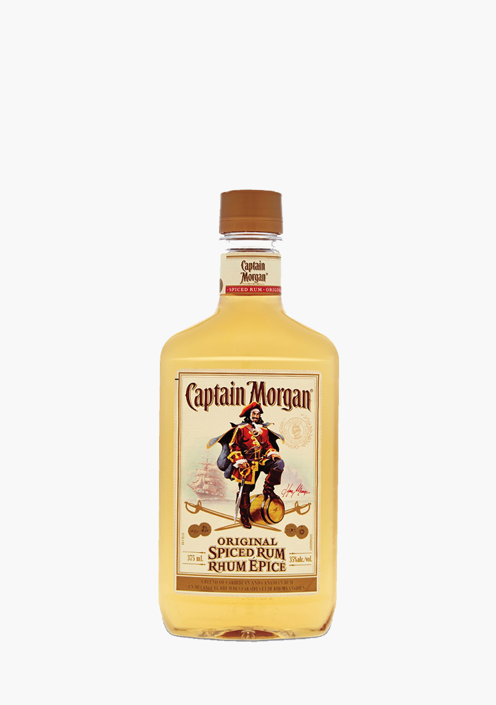 Captain Morgan Spiced Rum-Spirits