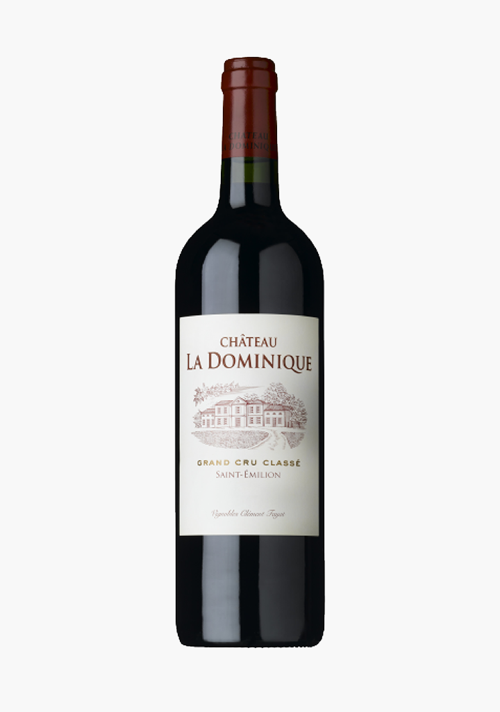 Chateau La Dominique 2014-Wine