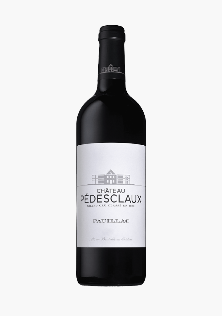 Chateau Pedesclaux 2015-Wine