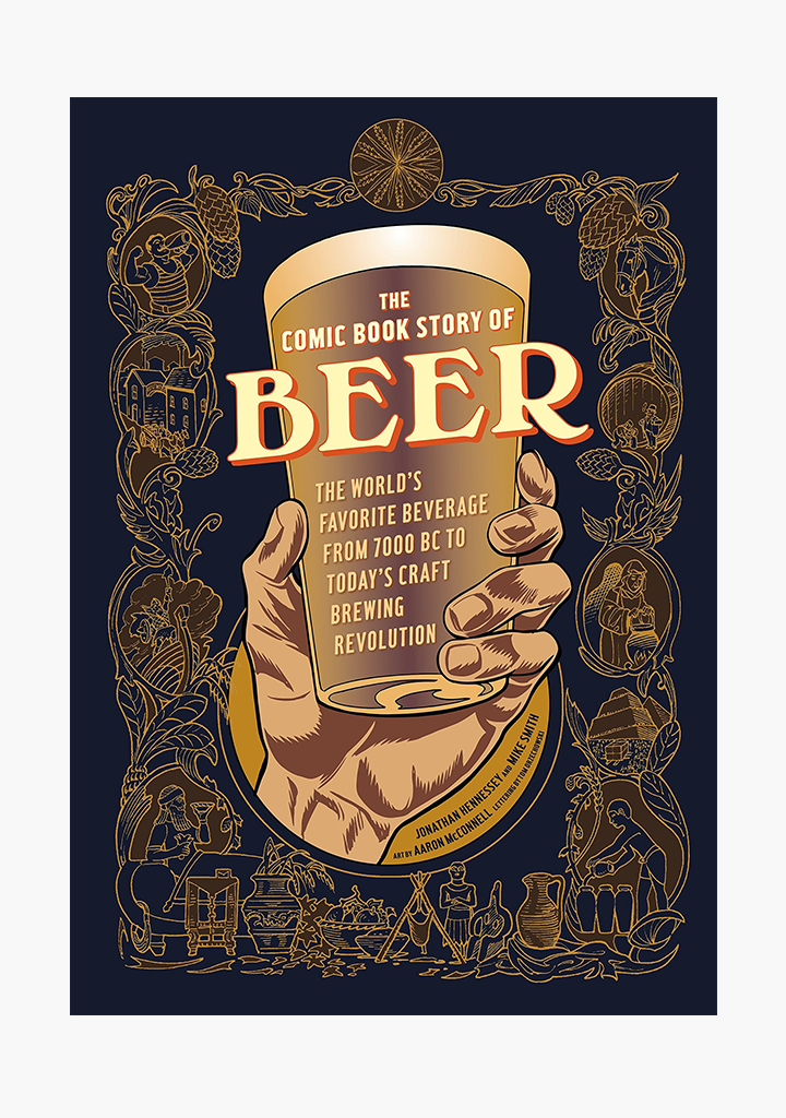 The Comic Book Story of Beer-Book