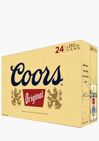Coors Original - 24 x 355 ml-Beer