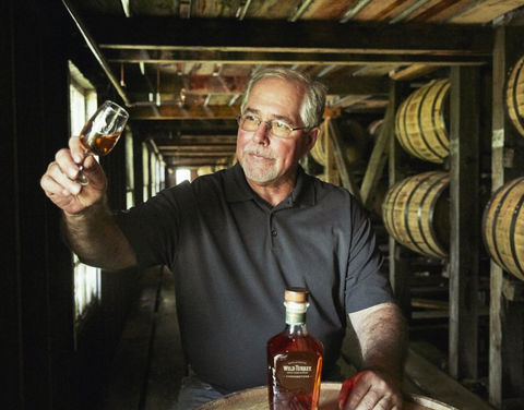 Virtual Wild Turkey Seminar with Master Distiller Eddie Russell and Trusted Expert Darryl Corbett – May 25 – With 3 Bottle Tasting Kit