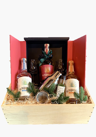 El Tequileno Trio Package-Giftware