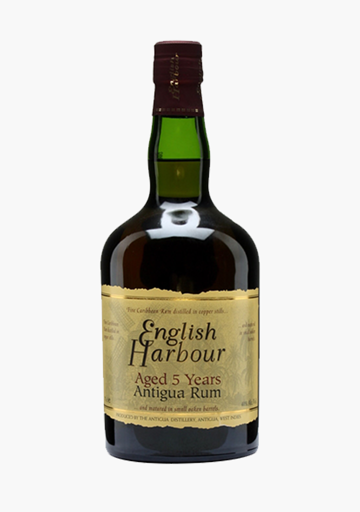 English Harbour 5 Year Old-Spirits