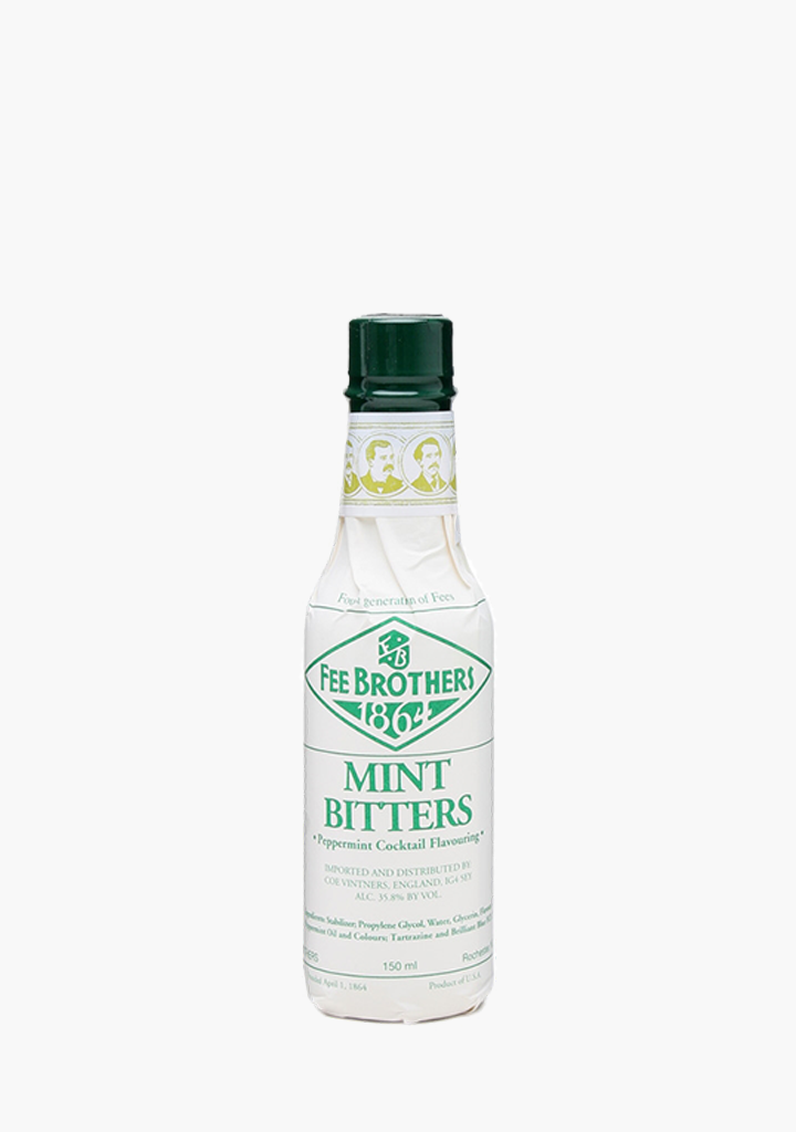 Fee Brothers Mint Bitters-Bitters