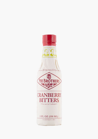 Fee Brothers Cranberry Bitters-Bitters