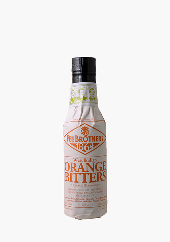 Fee Brothers Orange Bitters-Bitters