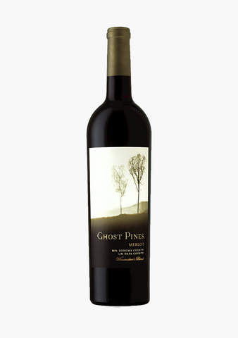 Ghost Pines Merlot-Wine