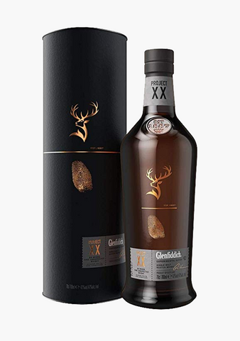 Glenfiddich Project XX-Spirits