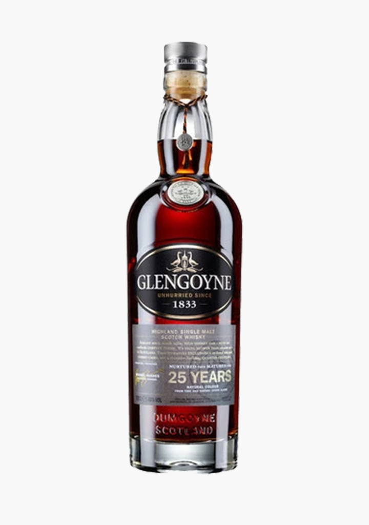 Glengoyne 25 Year Old-Spirits