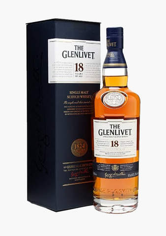 Glenlivet 18 Year Old-Spirits