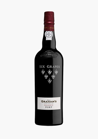 Graham's Six Grapes Port-Fortified