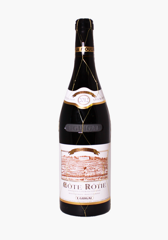 Guigal Cote Rotie 'La Mouline' 2012-Wine