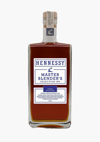 Hennessy Master Blender's 'Selection No. 4'