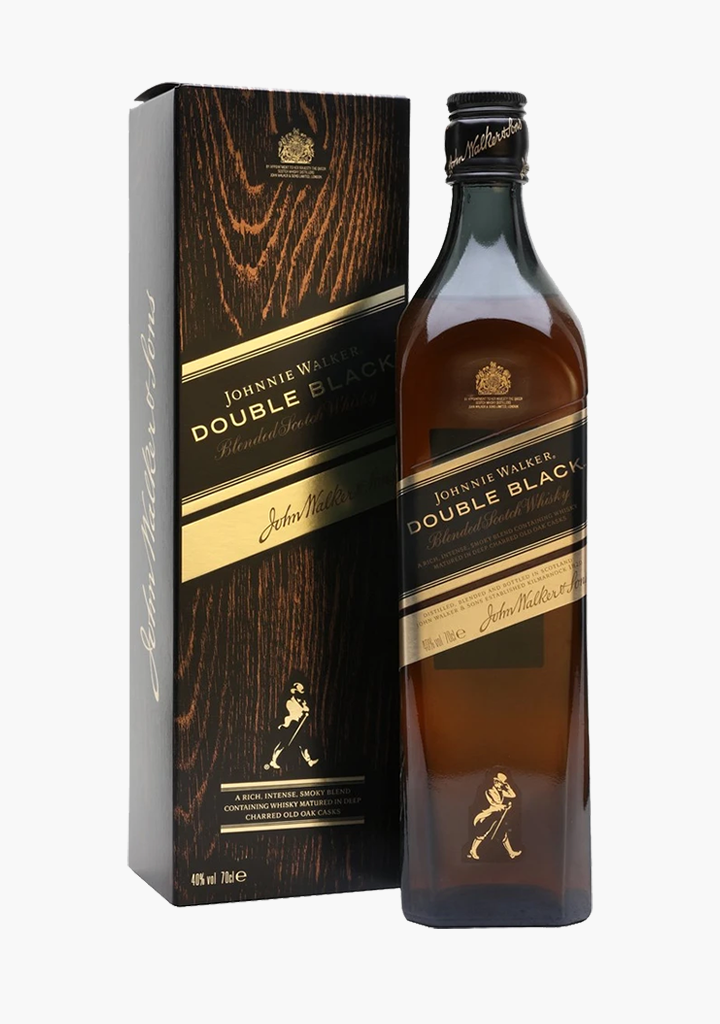 Johnnie Walker Double Black Label-Spirits