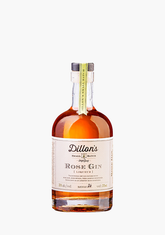 Dillon's Rose Gin-Spirits