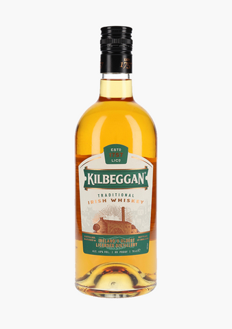 Kilbeggan Finest-Irish Whiskey-Spirits