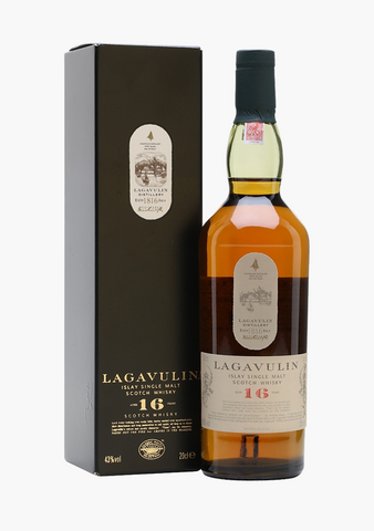Lagavulin 16 Year Old-Spirits