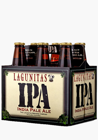 Lagunitas India Pale Ale - 6 x 355 ml-Beer
