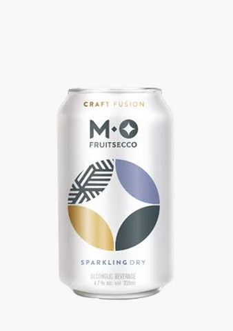 M.O Fruitsecco Sparkling Dry - 4 x 355 ml-Coolers
