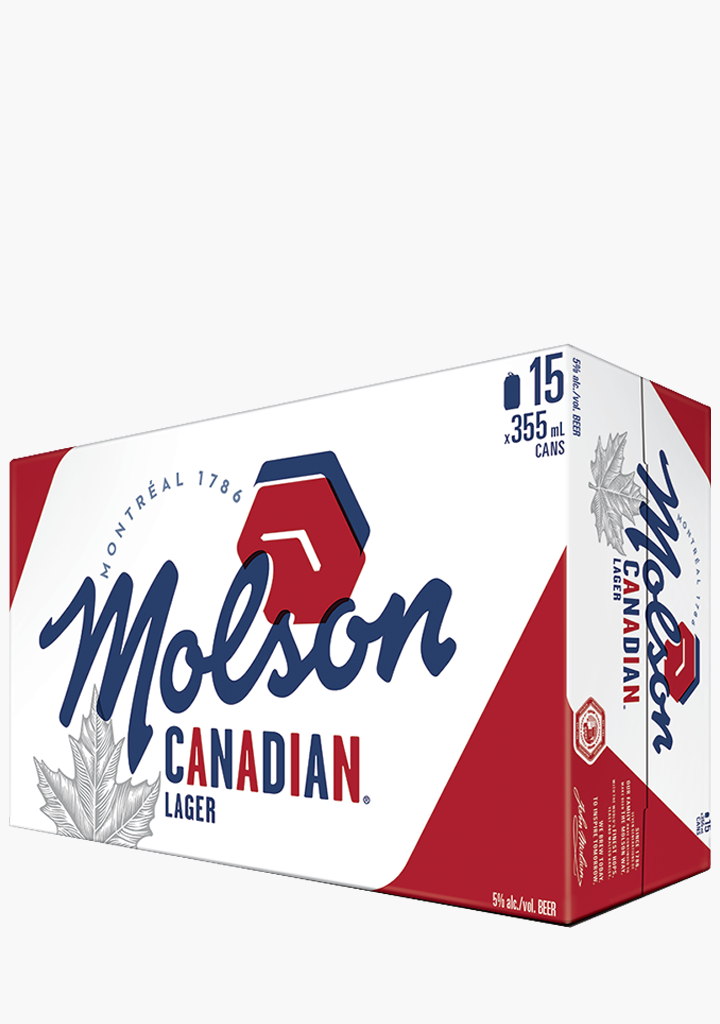 Canadian Cans - 15 x 355 ml