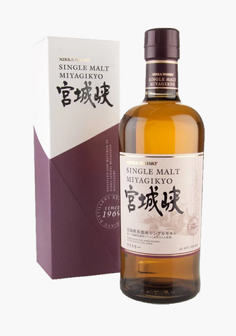 Nikka Miyagikyo Single Malt-Spirits
