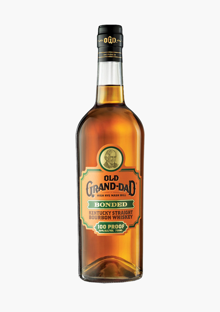 Old Grand Dad Bourbon-Spirits