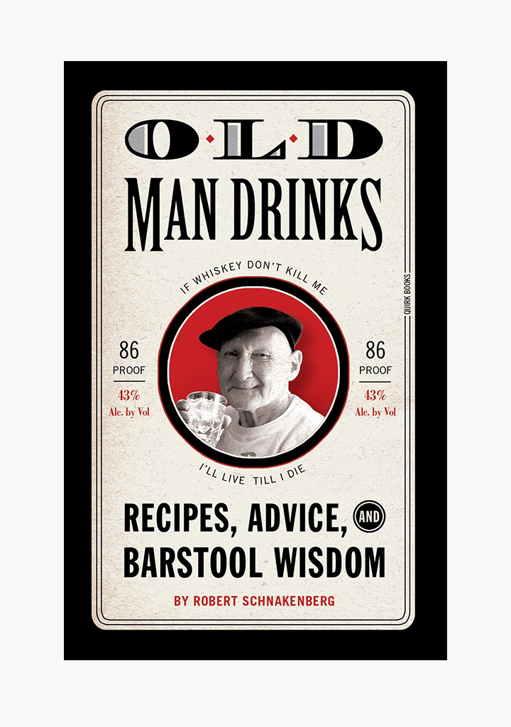 "The ""Old Man Drinks"" Book-Giftware"