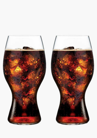 Riedel Coca-Cola Glasses Pair-Giftware