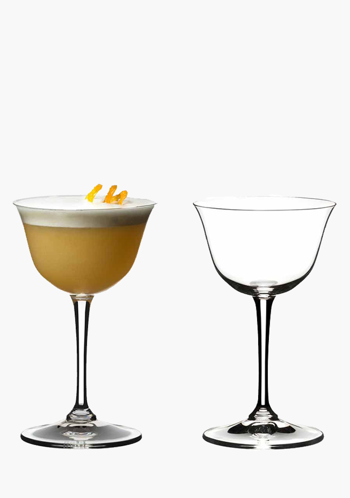 Riedel Bar Sour Pair-Glassware