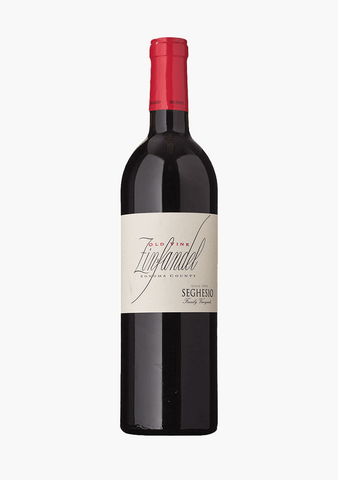 Seghesio Old Vine Zinfandel 2014-Wine