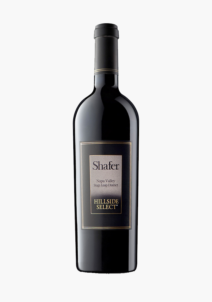 Shafer Napa Valley Hillside Select Cabernet Sauvignon 2016