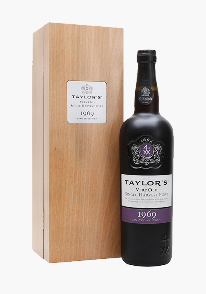 Taylor Fladgate Single Harvest 1969-Fortified