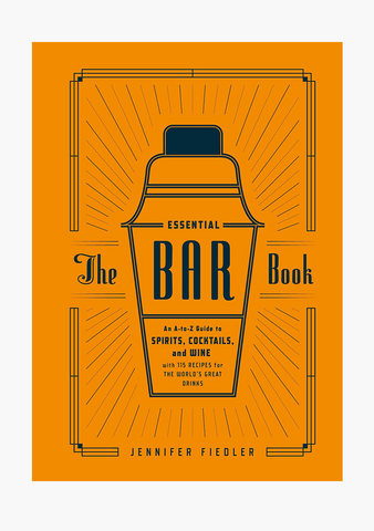 The Essential Bar Book-Book