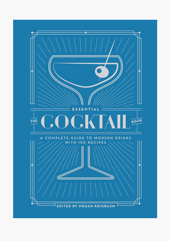 The Essential Cocktail Book-Book