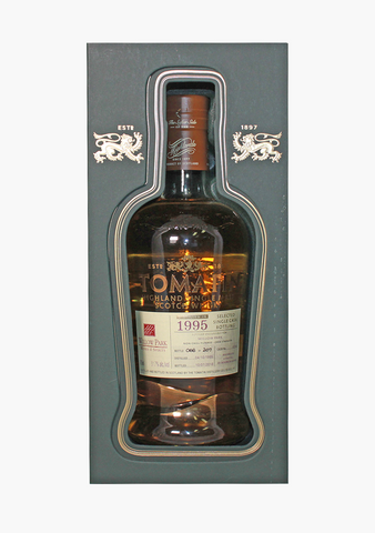 Tomatin 1995 Willow Park Cask-Spirits