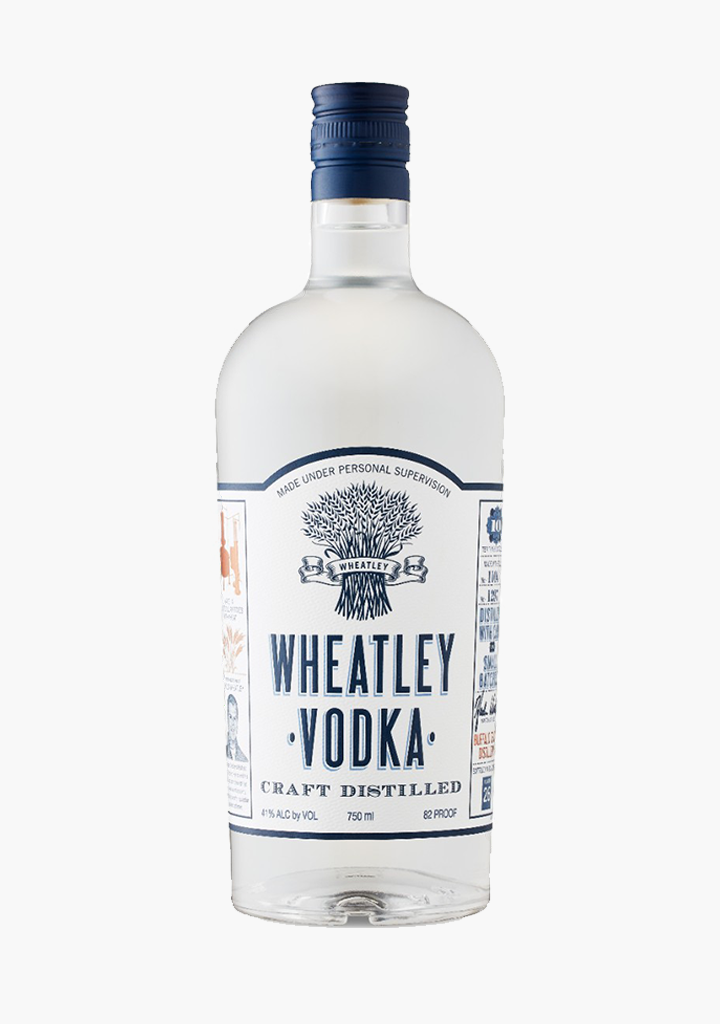 Wheatley Vodka-Spirits