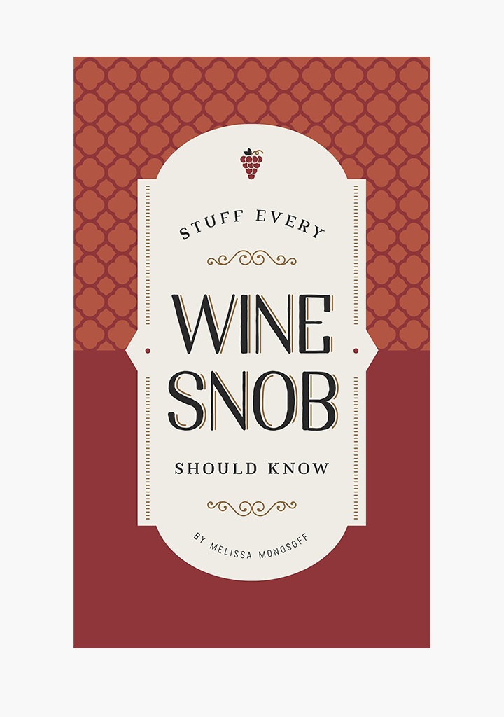 Stuff Every Wine Snob Should Know-Book