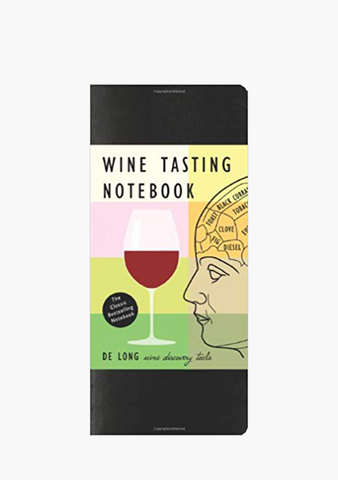Wine Tasting Notebook-Book