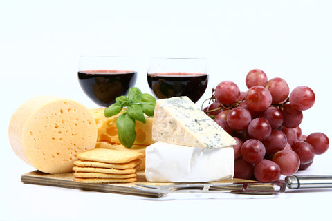 VIP Riedel Hour Wine & Cheese