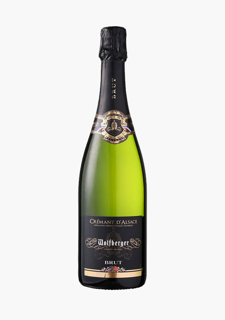 Wolfberger Cremant D'Alsace-Sparkling