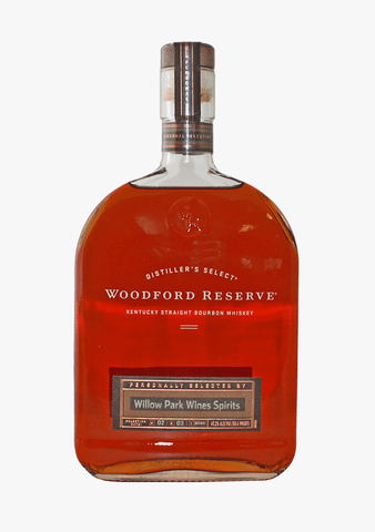 Woodford Reserve Willow Park Wines Personal Barrel-Spirits