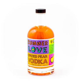 Summer Love Spiced Pear Vodka