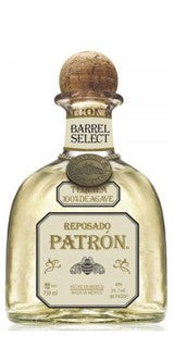 Patron Reposado Barrel Select