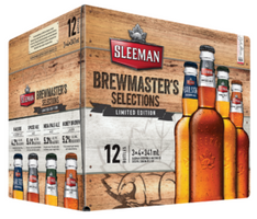 Sleeman Fall Selection 12 x 341ml